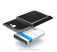 Аккумулятор +2_ENERGY Craftmann для Samsung GT-N7105 Galaxy Note II LTE (ёмкость 6200mAh) BLACK