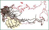 Информационная система Железные дороги России