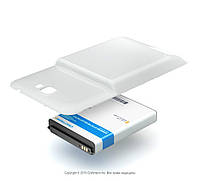 Аккумулятор +2_ENERGY Craftmann для Samsung GT-N7100 Galaxy Note II (ёмкость 6200mAh) WHITE