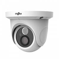 Купольная AHD видеокамера Gazer CA222