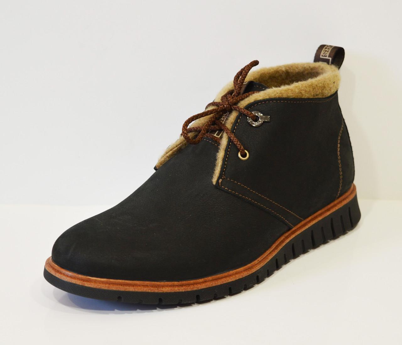Мужские ботинки чукка Konors 387