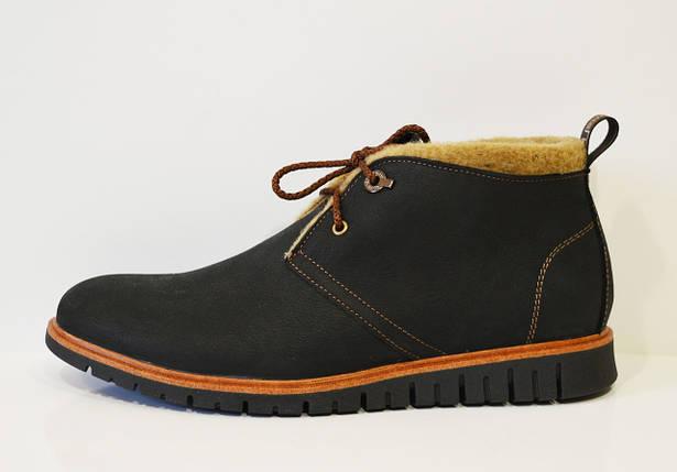Мужские ботинки чукка Konors 387, фото 2