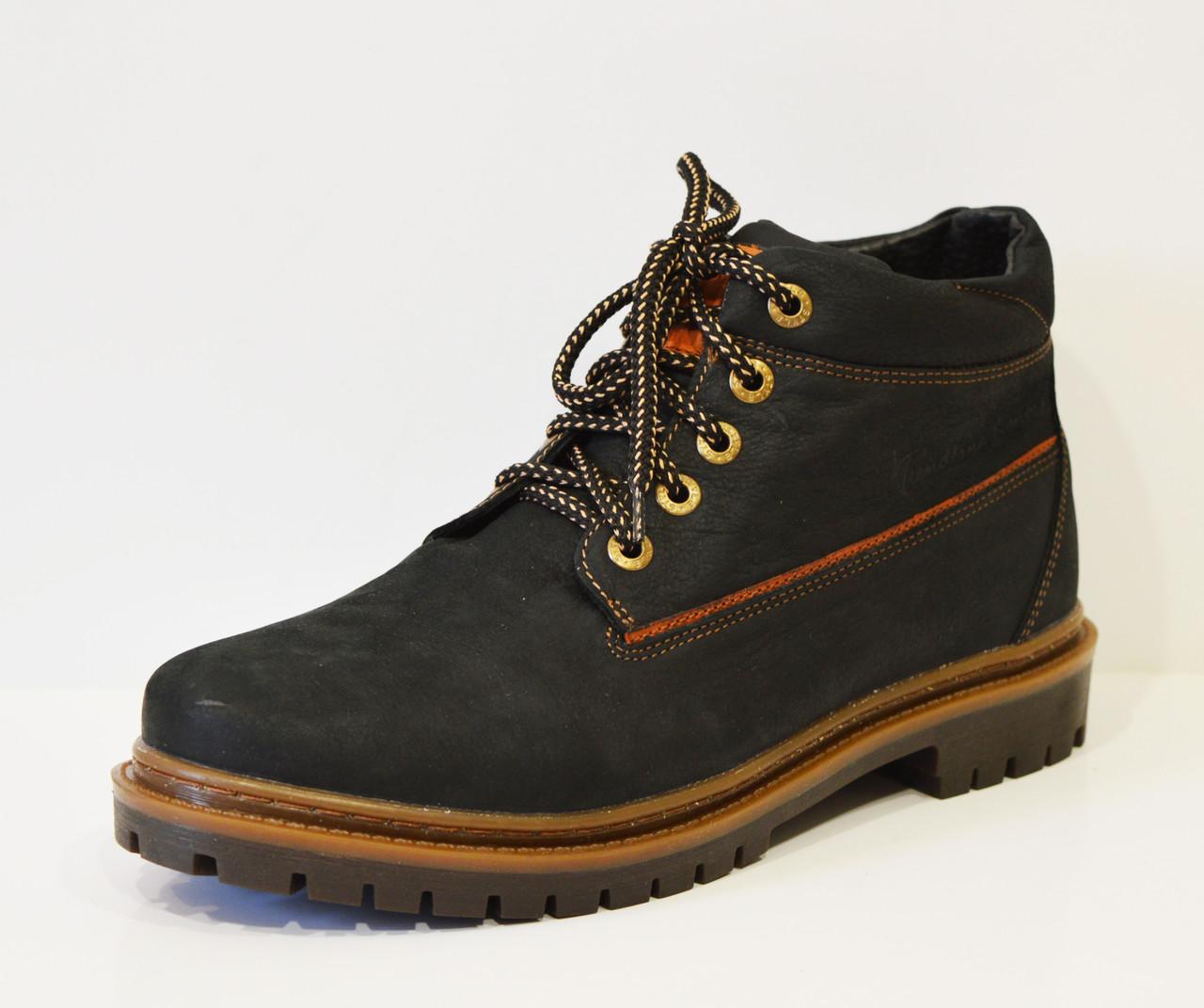 Зимние мужские ботинки Konors 368