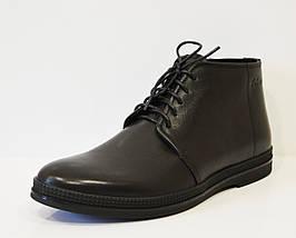 Осенние мужские ботинки Faber 72101