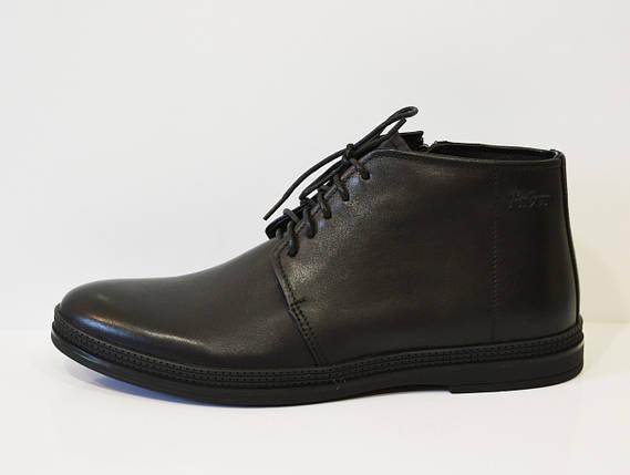 Осенние мужские ботинки Faber 72101, фото 2