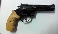 """Револьвер под патрон Флобера Ekol 4,5"""" Black (рукоять дерево)"""