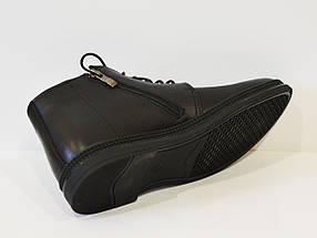 Осенние мужские ботинки Faber 72101, фото 3