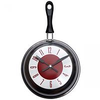 Часы настенные Сковорода 21*36*4.5 см Your Time 01-051