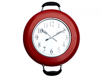 Часы настенные Сковорода 26*35*6 см Your Time 01-059