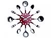 Часы настенные Столовые Приборы 37*37*4.5 см Your Time 01-055