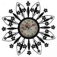 Часы мет. Деко интерьерный 43*3,5*43 см Your Time 02-210