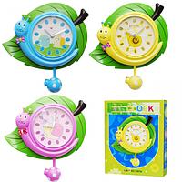 Часы настенные Детские Улитка кварц. пластик 26*8*32cм Your Time 05-102
