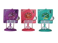 Часы настольные Детские с маятником Бадминтон кварц. пластик Your Time 05-113