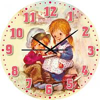 Часы настенные Письмо Детская серия МДФ круг 25см Your Time 05-403/14