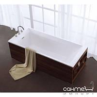 Ванны Aqua-World Встраиваемая ванна с переливом Aqua-World ARTISTIC BATH AC0905 АВ0905 белая