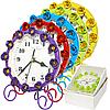 Часы настольные с камнями металл 12х15см Your Time 02-229
