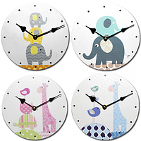 Часы настенные Детство 20 см Your Time 740-037