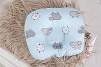 Подушка для новорожденных Классик