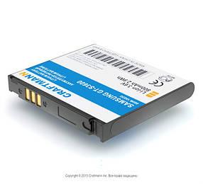 Аккумулятор Craftmann для Samsung SGH-G400 (ёмкость 800mAh)