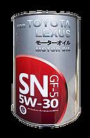 Синтетическое энергосберегающее моторное масло O.E.M.for Toeyota/Lexus FANFARO 1L