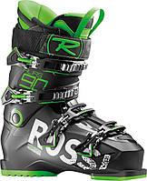 Горнолыжные ботинки Rossignol ALIAS 90 - BLACK GREEN (MD 17)