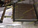 Радиатор отопителя печки медный Ваз 2101 2102 2103 2104 2105 2106 2107 2121 21213 Нива 1111 Ока Лузар Luzar, фото 5