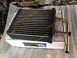 Радиатор отопителя печки медный Ваз 2101 2102 2103 2104 2105 2106 2107 2121 21213 Нива 1111 Ока Лузар Luzar, фото 9