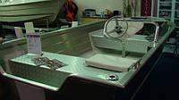 Алюминиевая лодка Smartliner 150