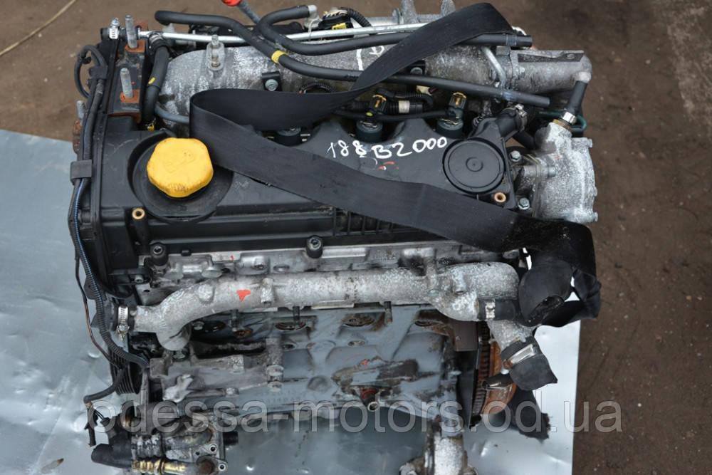 Двигатель Fiat Idea 1.9 JTD, 2004-today тип мотора 188 B2.000