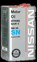 Оригинальное синтетическое моторное масло O.E.M.for NISSAN , FANFARO 4L