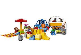 LEGO DUPLO Приключения на природе Town Camping Adventure Building Kit 10602