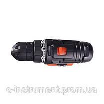 Дрель-шуруповёрт аккумуляторная Дніпро-М АДЛ-14.4, фото 2