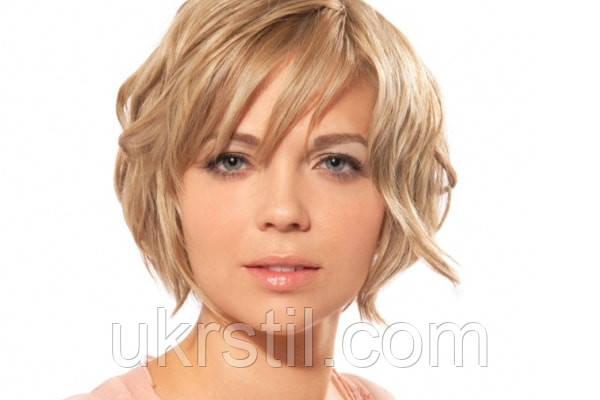 Советы стилиста-парикмахера круглолицым девушкам