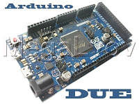 Arduino Due 2012 R3 ARM SAM3X8E 32-bit Cortex-M3 3.3 В + USB кабель