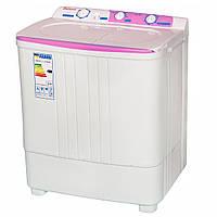 Стиральная машина SATURN ST-WK7603 розовая