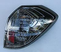 Subaru Outback оптика задняя хром Valenti
