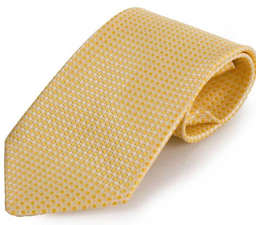 Солнечный детский галстук SCHONAU & HOUCKEN (ШЕНАУ & ХОЙКЕН) FAREDP-03 желтый
