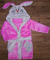 Детский халат махровый