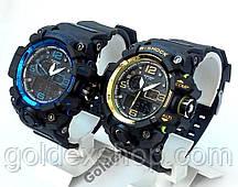 Часы Casio G-Shock GWG-1000 Люминисцентные