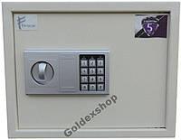 Сейф мебельный FEROCON БС-30Е.П1.1013. 30х38х30 см