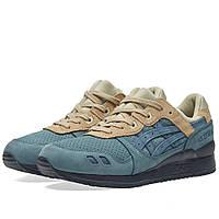 Оригинальные кроссовки  Asics Gel Lyte III Blue Mirage