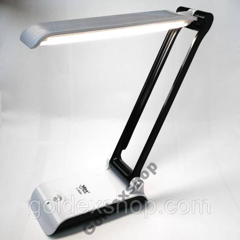 Лампа настольная аккумуляторная ТРАНСФОРМЕР 40 LED