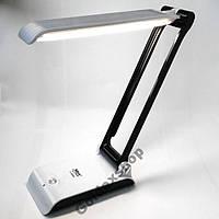 Лампа настольная аккумуляторная, складная, 40 LED