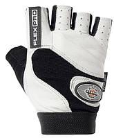 Перчатки спортивные, для зала Power System FLEX PRO PS 2650 White