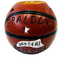 """Аромалампа """"Баскетбольный мяч"""" (d-10 см)"""