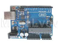 Arduino UNO R3 ATmega328P dip +  ATMEGA16U2