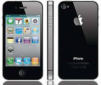 Смартфон аппл Iphone 4s black 8gb черный
