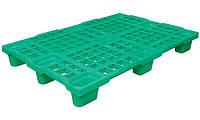 Пластиковые поддоны перфорированные 1200х800х150 мм.