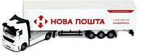 Игрушечная машинка Технопарк Фура Новая Почта (SB-15-12)