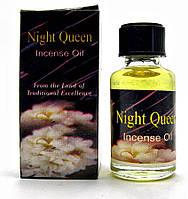 """Ароматическое масло """"Night Queen"""" (8 мл) (Индия)"""